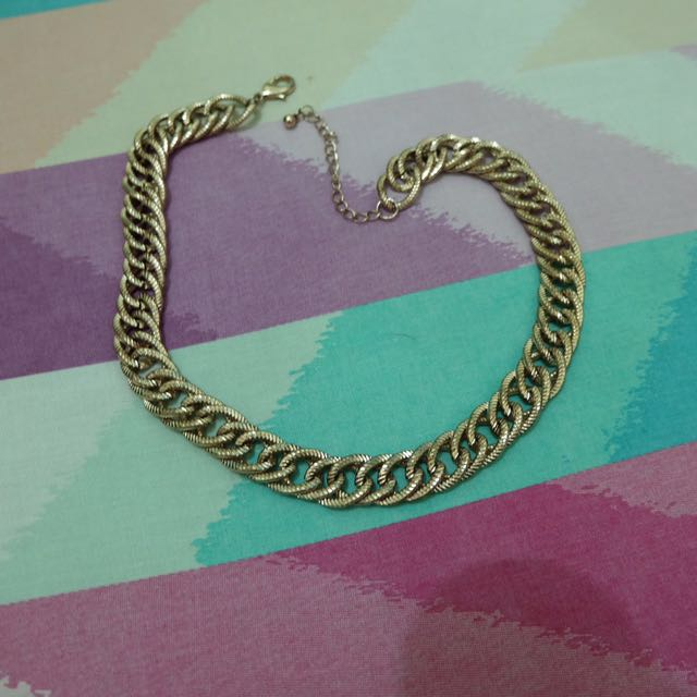 Chain Necklace By H&M