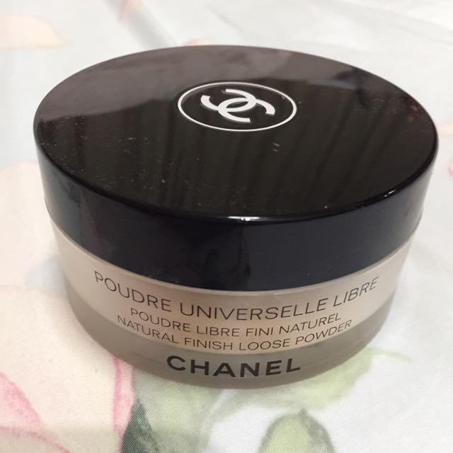 REPRICE Chanel Natural Finish Loose Powder