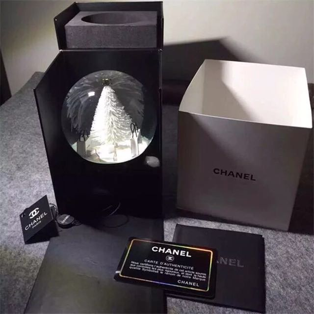 Chanel VIP limited Crystal Ball