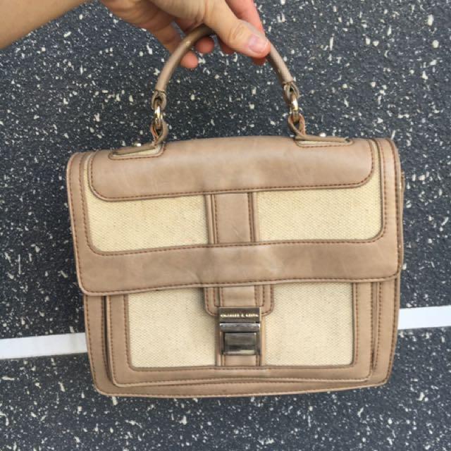 charles n keith mini bag