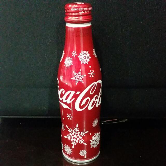 Coca Cola Christmas Bottle.Japan Coca Cola Christmas Aluminum Bottle 250ml Not Discount