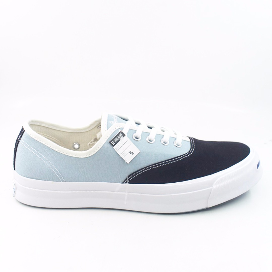 d3c8550d4122 Converse Jack Purcell Signature Ox Inked Ambient Blue Egret CVO ...