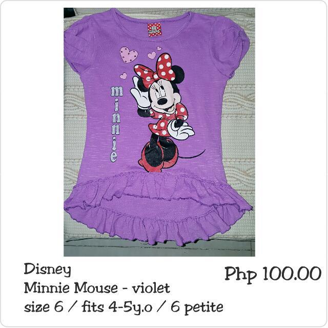 Disney Blouse