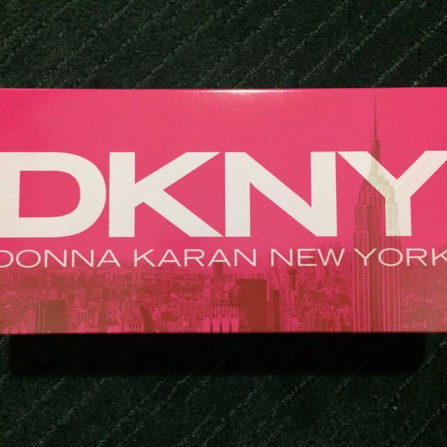 DNKY Set Of 4 Perfumes
