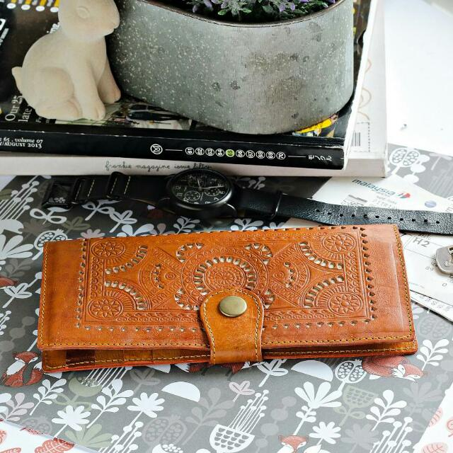 Dompet Handmade Wanita Leather - SALE