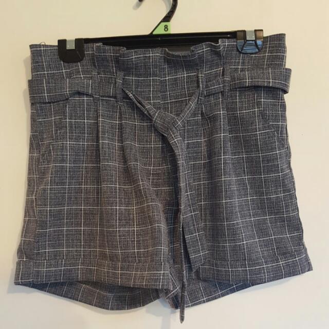 Dotti Paperbag Waist Shorts