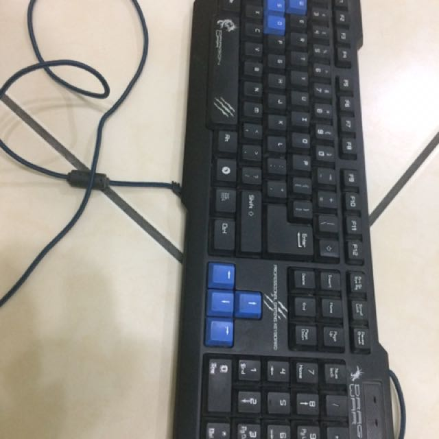 Dragon Gaming Keyboard