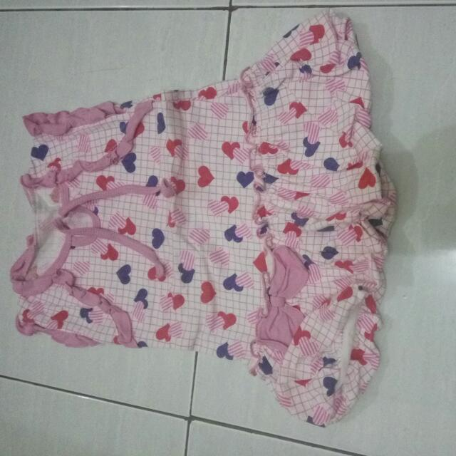 Dress Baby Usia 1th