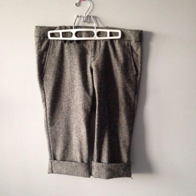 Dress Capri Pants