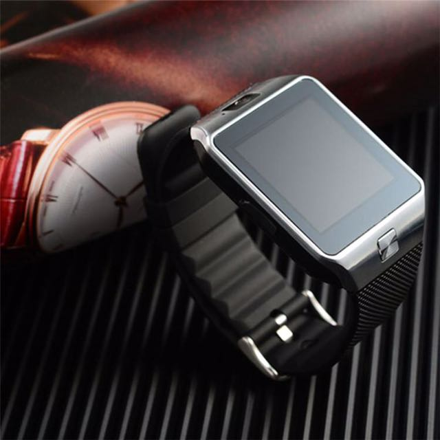 DZ09 Smartwatch With Bluetooth And Camera