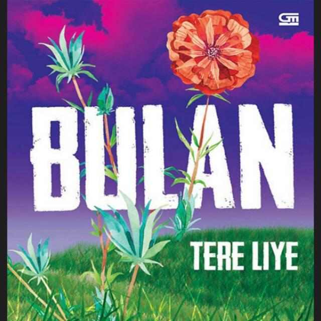 Ebook Novel Bulan By Tere Liye