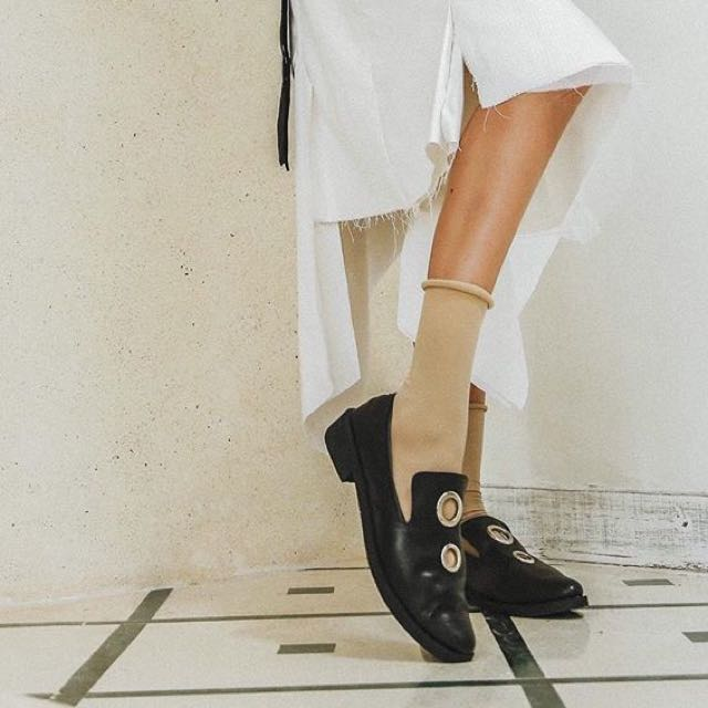 Elia Black ORI Chiel Shoes