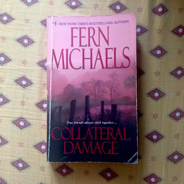 Fern Michaels Collateral Damage