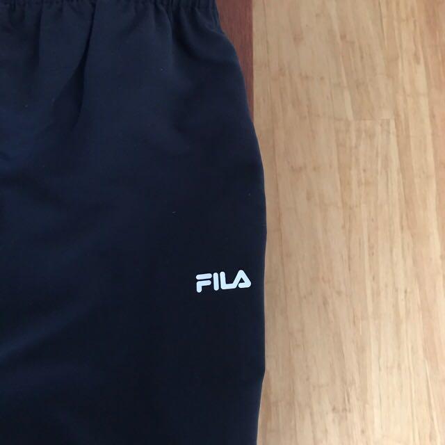 FILA TRACK SUIT PANTS