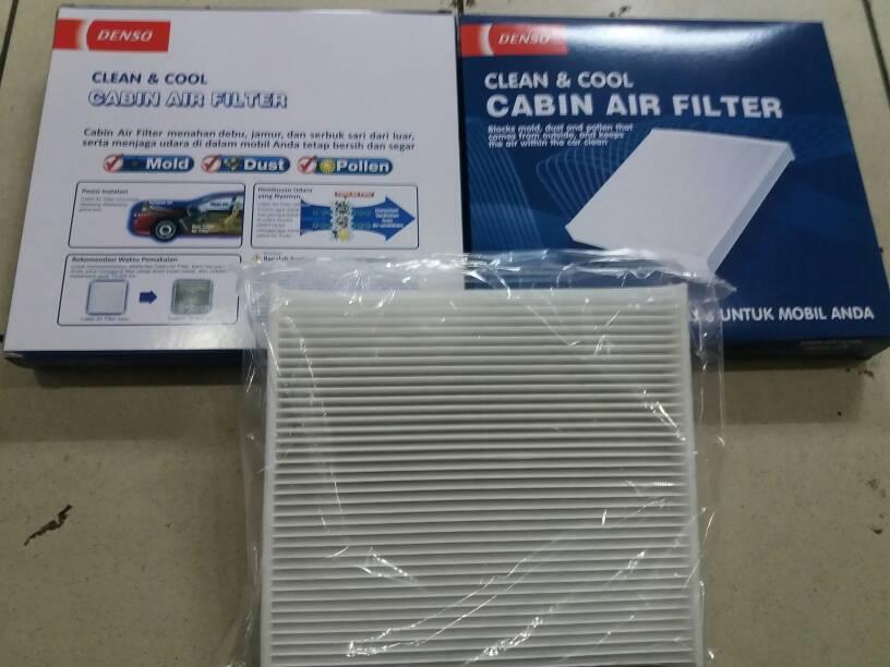 Filter Ac Kabin Denso Innova Hilux Fortuner Aksesoris Mobil Di Carousell