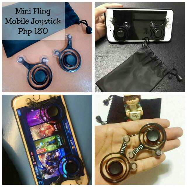 Fling Mini / Mini Fling Mobile Joystick on Carousell