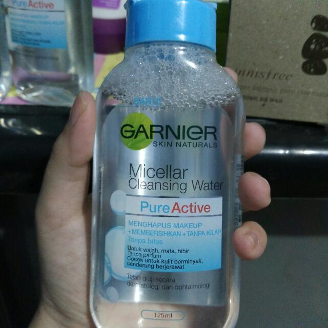 Garnier Micellar Clansing Water 125ml