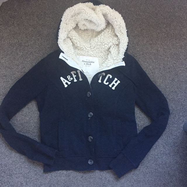 Genuine Abercrombie & Fitch Hoodie Size 5