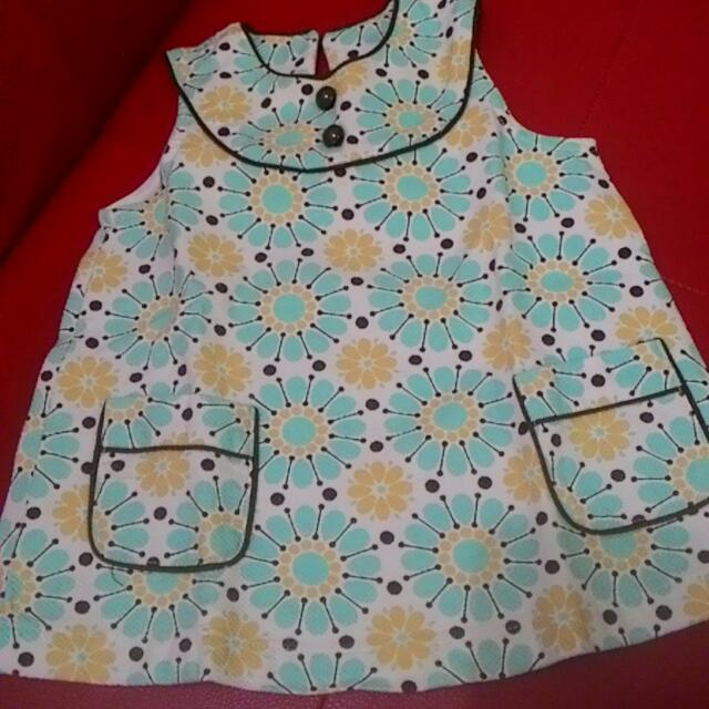Gingersnaps Baby Blouse