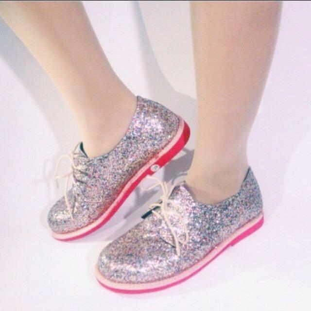 Gliitter Docmart Shoes