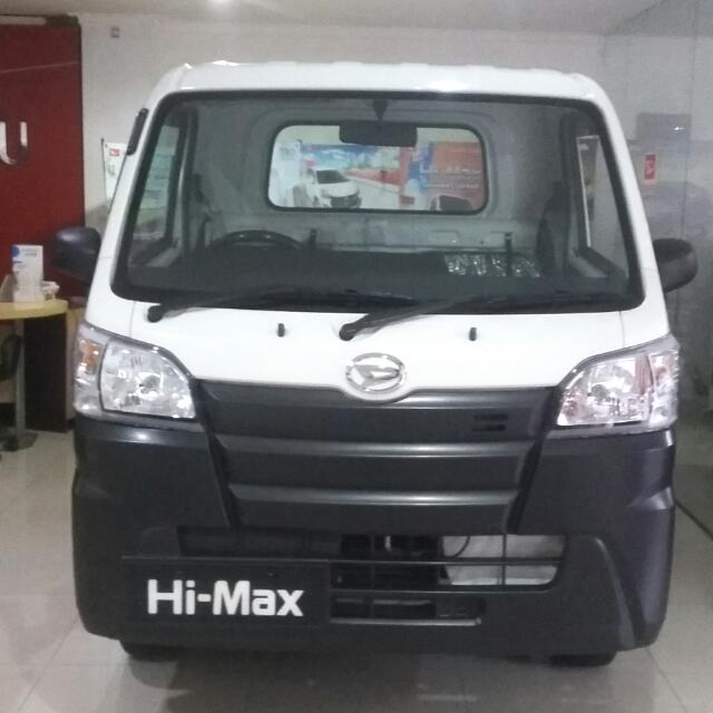 GRANMAX SAHABAT USAHA (PICK UP, BLIND VAN, MINI BUS) NIK 2017