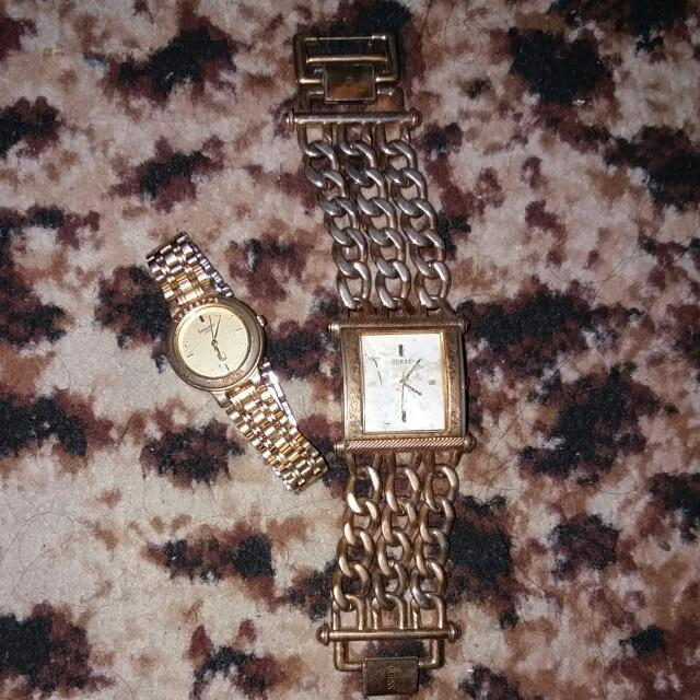 Guess Watch And Lasserre Watch