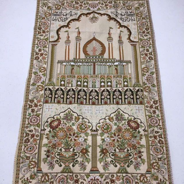 Handmade Sajadah