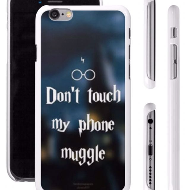 Harry Potter Themed iPhone Cover