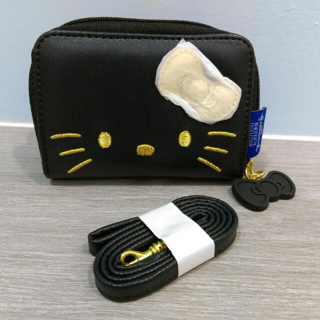 Hello Kitty零錢證件包
