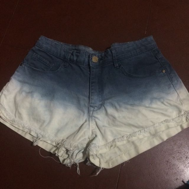 Hw ombre shorts