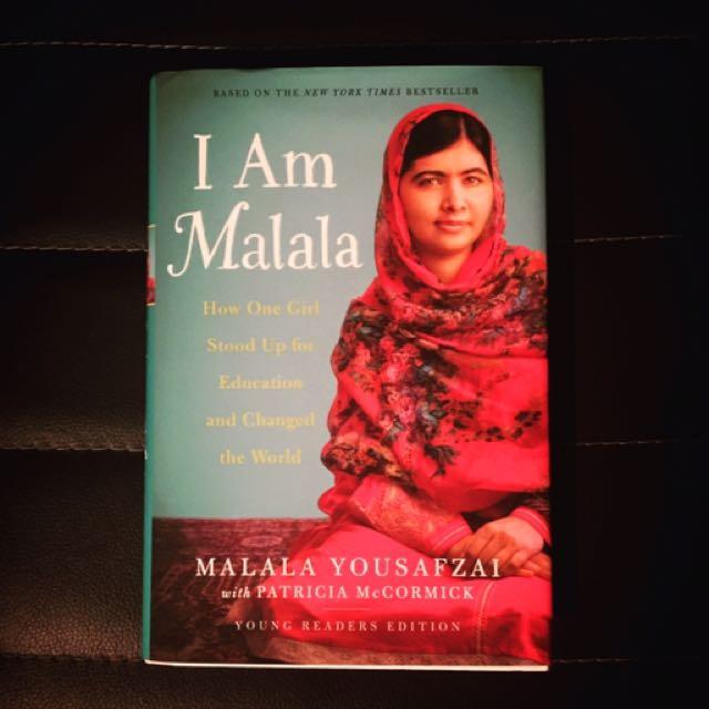 I Am Malala by Malala