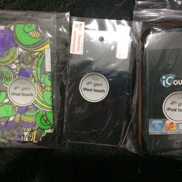iPod Touch 4th Generation Accessories