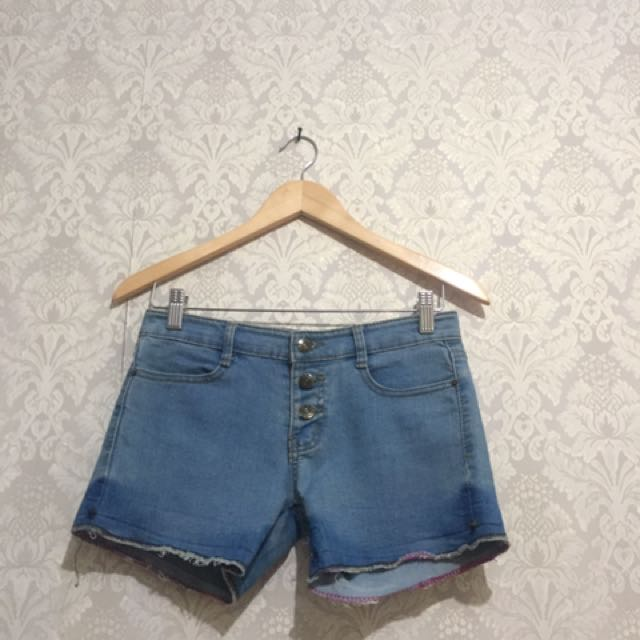 Jeans Shortpants / Celana Pendek Denim