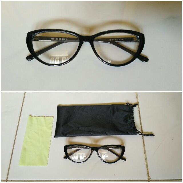 Kacamata Baca Cat Eye (BARU)