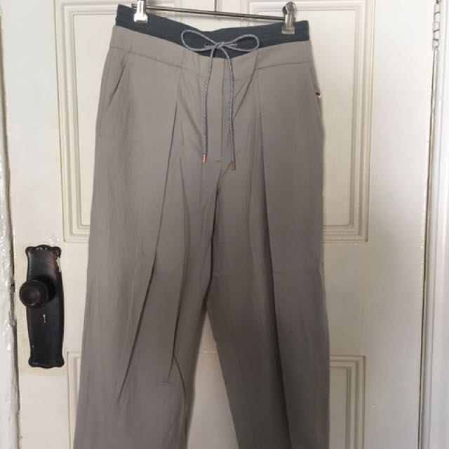 Kit And Ace Quick Drawstring Trouser