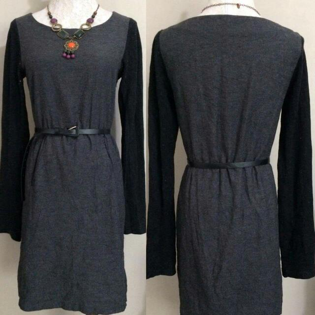 Korean Longsleeve Dress