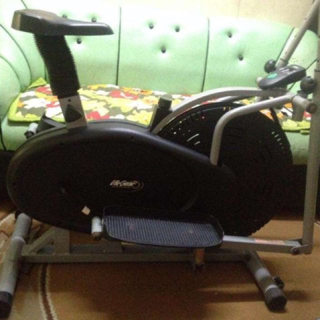 Life Gear Stationary Bike ‼️ REPRICED ‼️