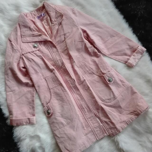 Light Pink Coat/Jacket