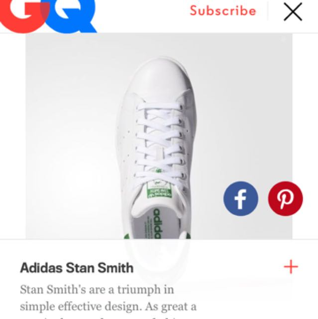 Looking For: Adidas Stan Smith