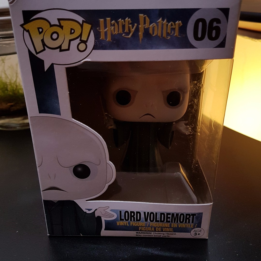 Lord Voldemort Figure POP! [PRICE DROP]