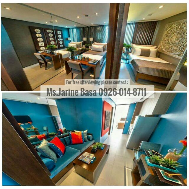 LUXURY CONDO in PASIG Kasara Urban Resort Residences