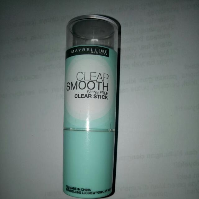 Maybelline Clear Smooth Shine Free Clear Stick