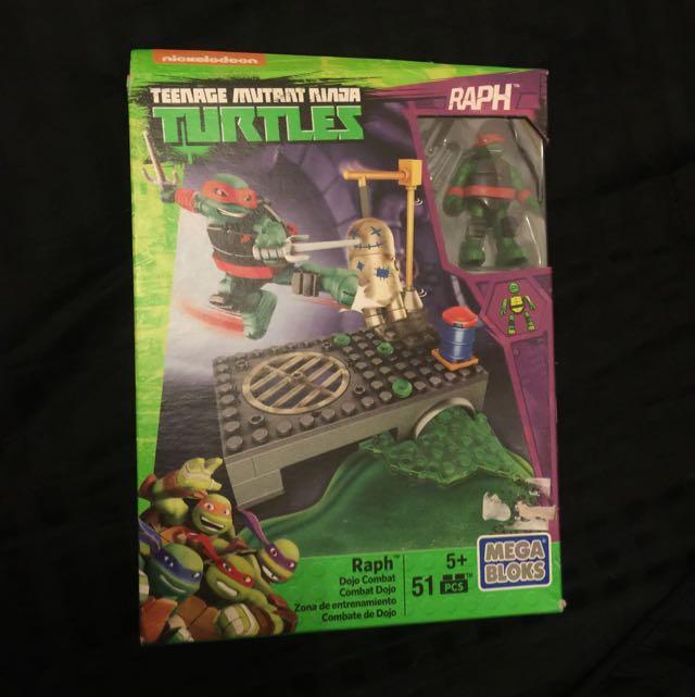 Mega Bloks Teenage Mutant Ninja Turtles - Raph