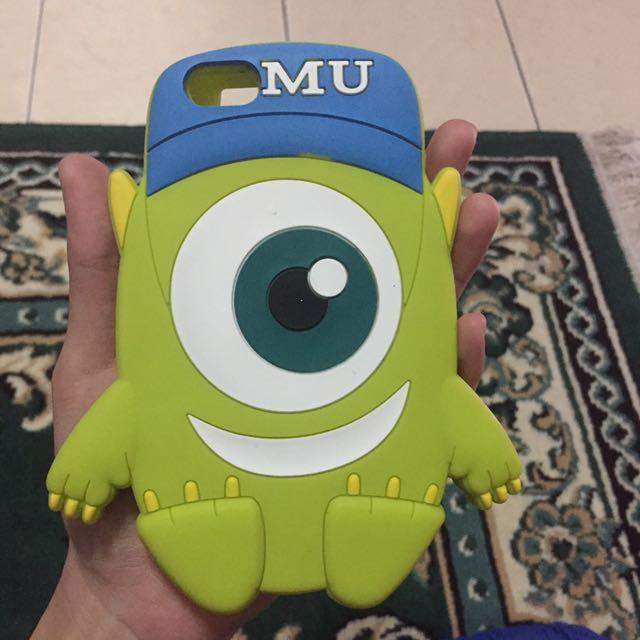 mike 3D case