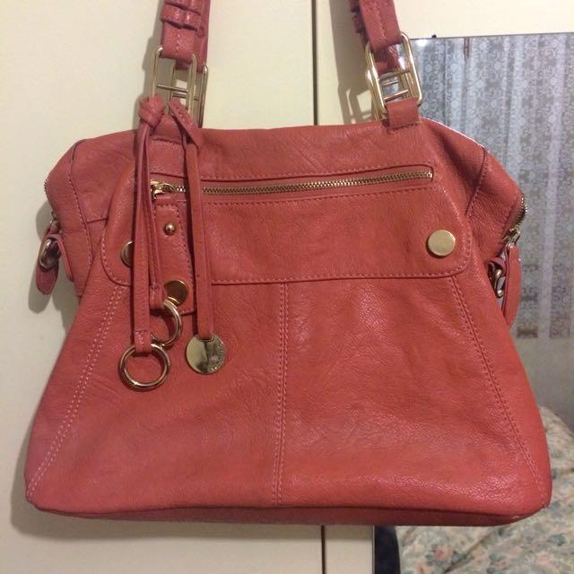 Mocha Shoulder Bag