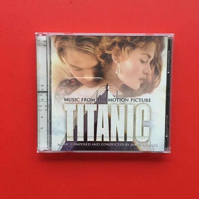 Music from The Motion Picture -Titanic