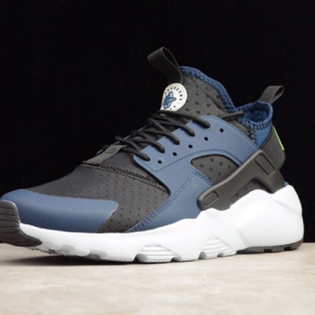 Nike Air Huarache Run Ultra Blue