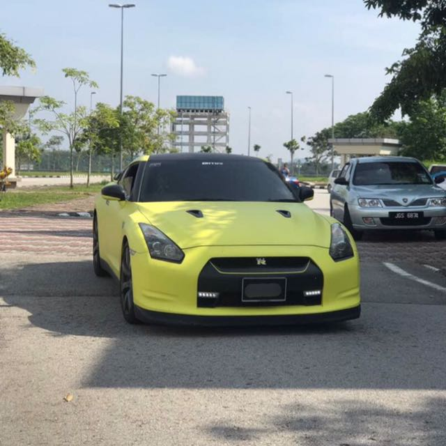 NISSAN GTR R35 BLACK EDITION DIRECT OWNER, Cars, Cars for Sale on ...