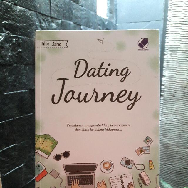 Novel Dating Journey - Ally Jane