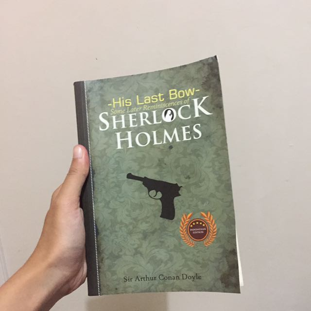 Novel Sherlock, Allegiant